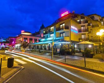 沿海酒店 - 埃维昂莱班 - 建筑