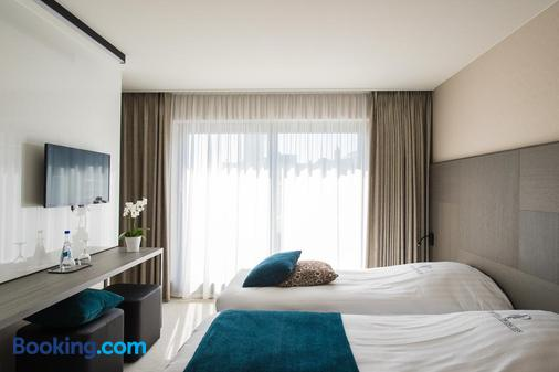 公主酒店 - 奥斯坦德 - 睡房