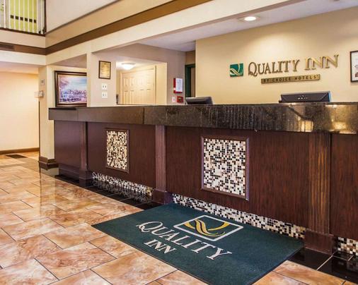 机场品质酒店 - 圣路易斯 - 柜台