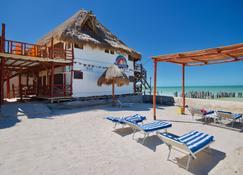 金色天堂海滩酒店 - 奧爾沃克斯島 - 睡房