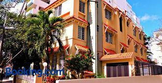 卡纳里奥精品酒店 - 圣胡安 - 建筑
