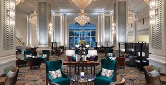 新加坡洲际酒店 - 新加坡 - 休息厅