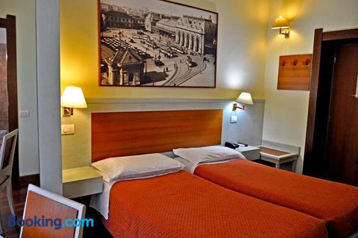 米兰里欧酒店 - 米兰 - 睡房