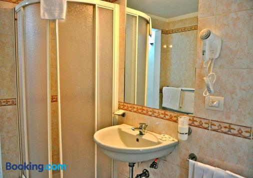 米兰里欧酒店 - 米兰 - 浴室
