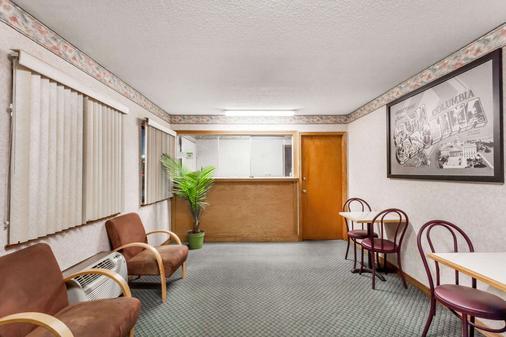 哥伦比亚/杰克逊堡速8汽车旅馆 - 哥伦比亚 - 大厅