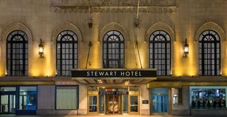 阿菲尼亚纽约市曼哈顿酒店 - 纽约 - 建筑