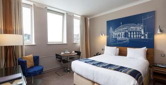 麦克唐纳德曼切斯特市政厅度假酒店 - 曼彻斯特 - 睡房