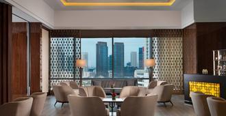 雅加达莱佛士酒店 - 南雅加达 - 休息厅