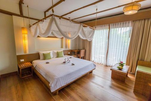 美乐地别墅度假村 - 卡伦海滩 - 睡房
