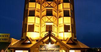 洛斯纳兰霍斯酒店 - 乌斯怀亚 - 建筑