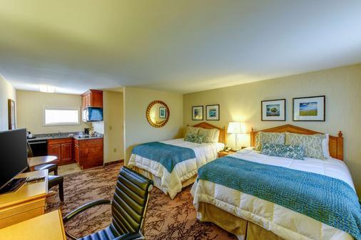 朴茨茅夫港旅馆和套房 - 登高精选酒店 - 朴茨茅斯 - 睡房