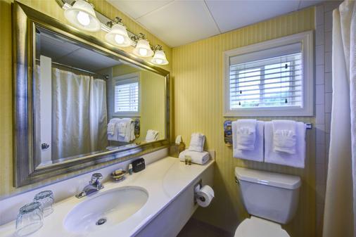 朴茨茅夫港旅馆和套房 - 登高精选酒店 - 朴茨茅斯 - 浴室