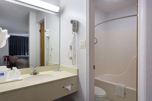 湖城罗德威酒店 - 湖城 - 浴室