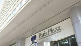 公园广场诺丁汉酒店 - 诺丁汉 - 建筑