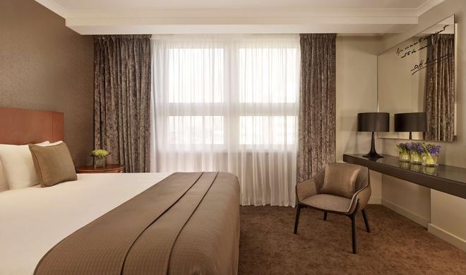 诺丁汉丽亭酒店 - 诺丁汉 - 睡房