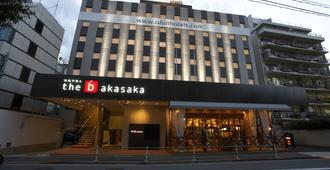 the b赤坂酒店 - 东京 - 建筑