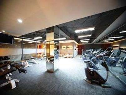 扬州凯莎华美达广场酒店 - 扬州 - 健身房