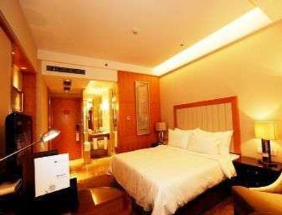 扬州华美达凯莎酒店 - 扬州 - 睡房