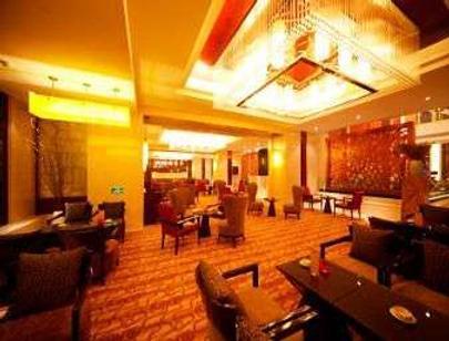 扬州凯莎华美达广场酒店 - 扬州 - 酒吧