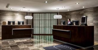 阿姆斯特丹万豪酒店 - 阿姆斯特丹 - 柜台