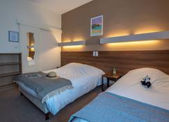 安妮布列塔尼酒店 - 瓦纳 - 睡房