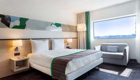 鲁汶丽柏酒店 - 鲁汶 - 睡房