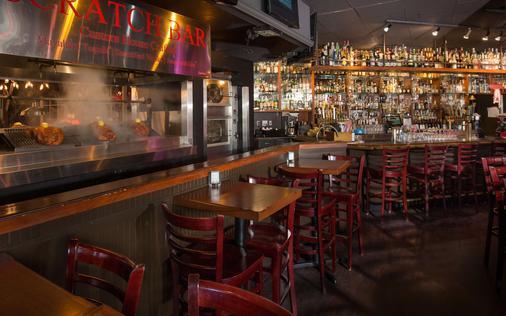 西塔海岸门户酒店 - 锡塔克 - 酒吧