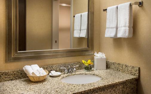 西塔海岸门户酒店 - 锡塔克 - 浴室