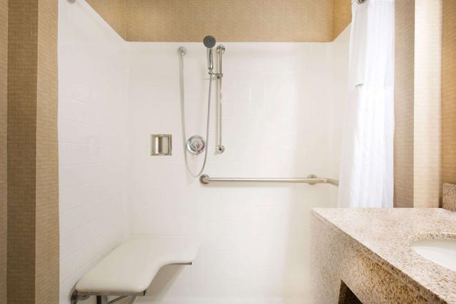 约克温盖特温德姆酒店 - 约克 - 浴室