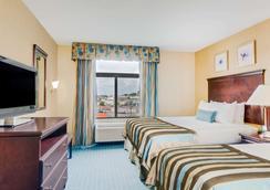 约克温盖特温德姆酒店 - 约克 - 睡房