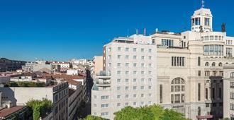 马德里苏尔卡怡思得酒店 - 马德里 - 户外景观