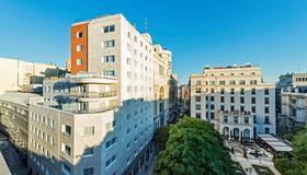 马德里苏尔卡怡思得酒店 - 马德里 - 建筑