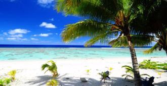 礁石汽车旅馆 - 拉罗汤加岛