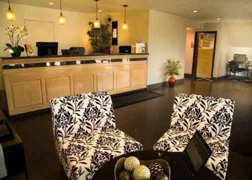 圣克拉拉会议中心品质酒店 - 森尼维耳市 - 柜台