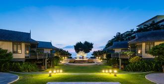 华欣德瓦萨穆度假酒店 - 查安 - 建筑