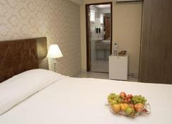 康福特乡村酒店 - 若昂佩索阿 - 睡房