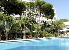 阿巴玛尔酒店 - 普拉(撒丁岛) - 游泳池