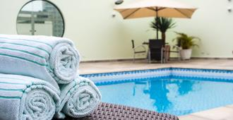 埃斯科拉利克巴西酒店 - 圣保罗 - 游泳池