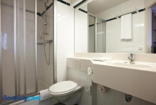 什未林城际酒店 - 什未林 - 浴室