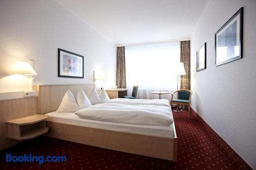 什未林城际酒店 - 什未林 - 睡房