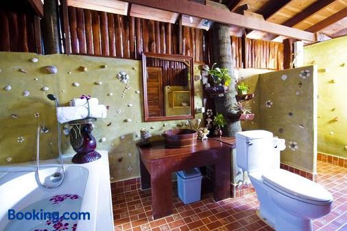 利帕湾度假村 - 苏梅岛 - 浴室