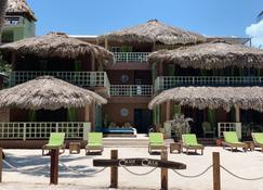 卡萨斯岛酒店 - 圣佩德罗 - 睡房