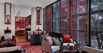 北京金融街丽思卡尔顿酒店 - 北京 - 休息厅