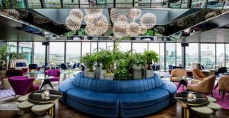 伦敦蒙德里安酒店 - 伦敦 - 休息厅