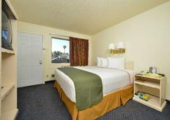 拉斯维加斯美洲最优价值套房酒店 - 拉斯维加斯 - 睡房