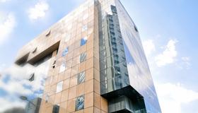 斯拉维亚加尼酒店 - 贝尔格莱德 - 建筑