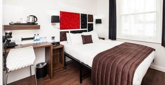 奇斯维克客房酒店 - 伦敦 - 睡房