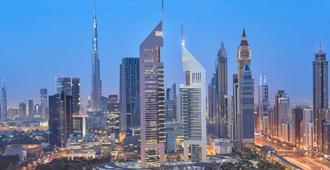 卓美亚阿联酋中心酒店 - 迪拜 - 户外景观