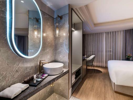 杭州西湖美居酒店 - 杭州 - 浴室