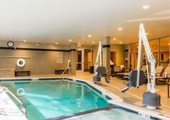 特拉弗斯城坎布里亚酒店 - 特拉弗斯城 - 游泳池